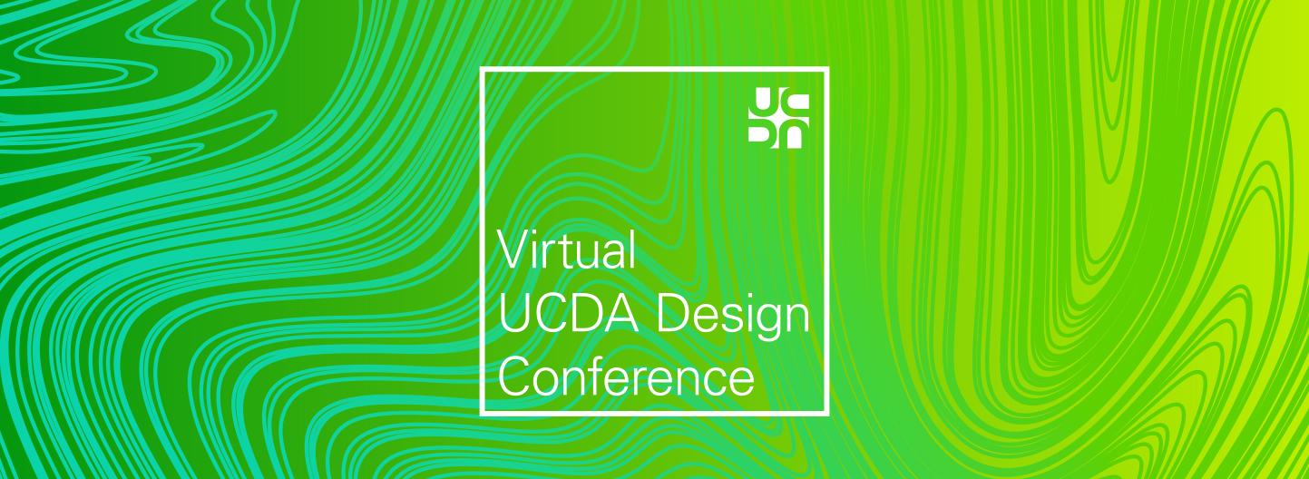 2020 virtual UCDA conference